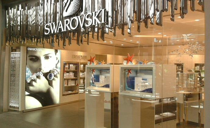 Security is crystal clear for Swarovski with Salto