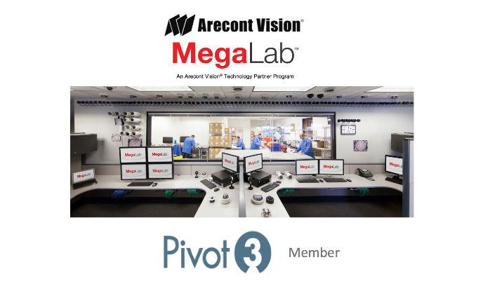Arecont Vision and Pivot3 help increase infrastructure solutions in technology