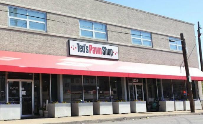 Ted's Pawn protects customer assets with verified video surveillance from Sonitrol and 3xLOGIC