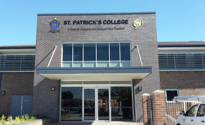 Keyless Access Control For St Patrick S College Asmag Com