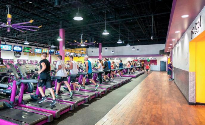 Eagle Eye helps Planet Fitness with remote monitoring