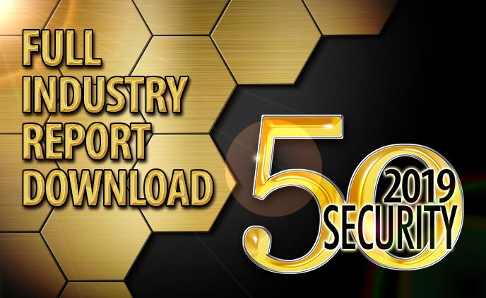 2019 a&s Security 50 Ranking and Reports
