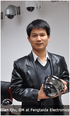 Glen Qiu, GM at Fengtaida Electronics