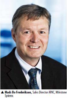 Mads Bo Frederiksen, Sales Director APAC
