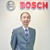 Joseph Ngo Hong, Managing Director at Bosch Thailand