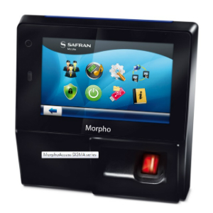 MorphoAccess SIGMA Series physical access control terminals
