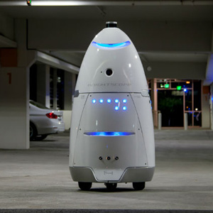 robotic security
