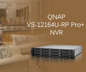 Fairmont Jakarta safeguards the guest's security with QNAP VioStor NVR solution