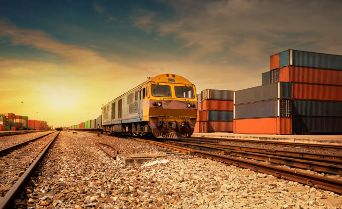 What factors railway operators require when considering industrial PCs