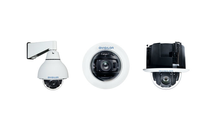 Avigilon release new H4 PTZ camera line featuring video analytics