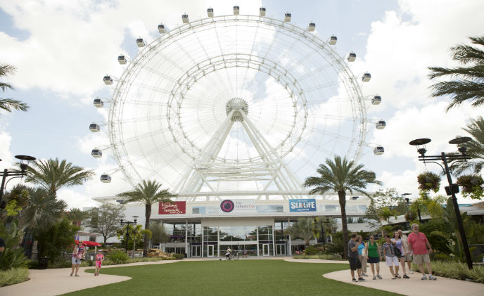 Milestone Systems used in multi-vendor security integration to guard Orlando Eye