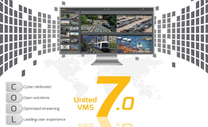 DVTEL announces release of United VMS 7.0