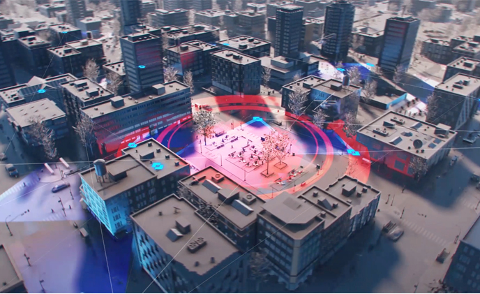 FLIR showcases strong smart cities offering