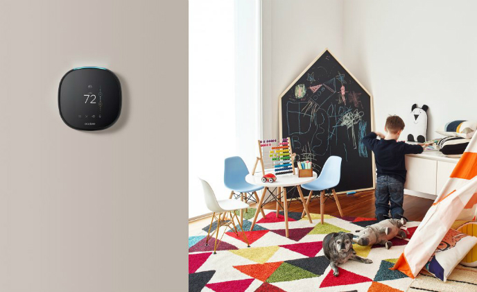 Ecobee works with Mattamy to put smart thermostats in new homes