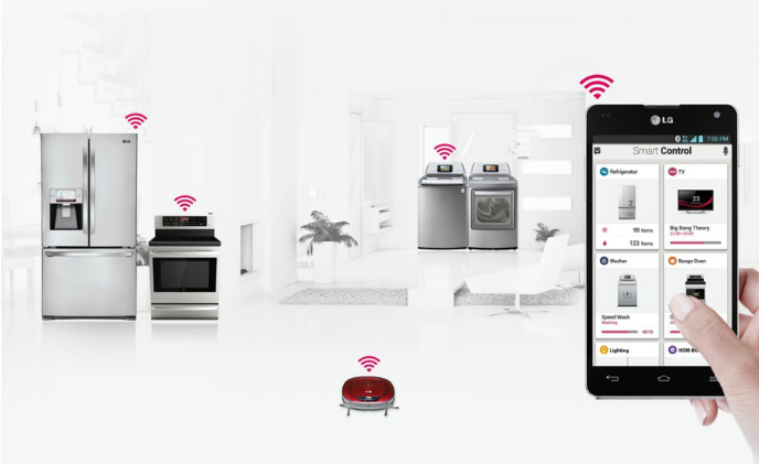 LG to bring smart home products to the India market