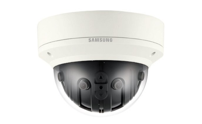 Hanwha Techwin introduces the multi-sensor panoramic camera