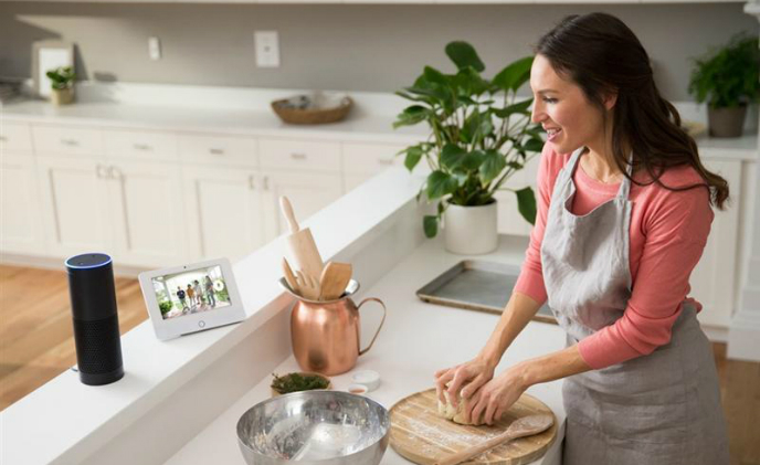 Smart Home Appliances' Sizzling in Kitchen