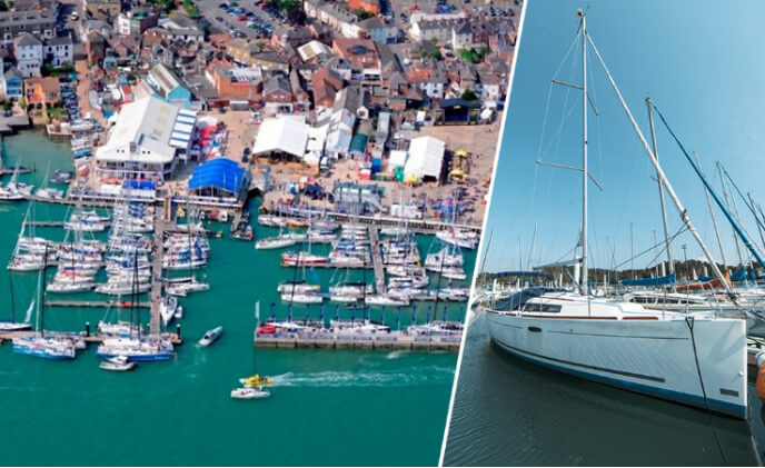 Wireless video surveillance system secures Cowes Yacht Haven