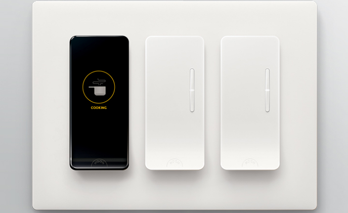 Noon Home launches smart light switch featuring OLED touchscreen