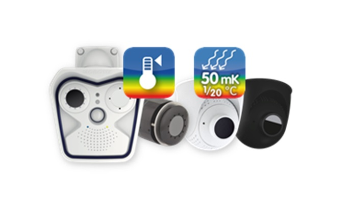 Mobotix launches new series thermal cameras with new thermal radiometry