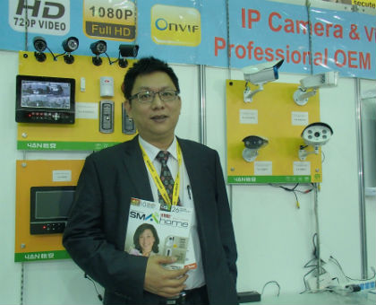 [Secutech 2014] Shenzhen Yiant offers home security system to meet DIY demand