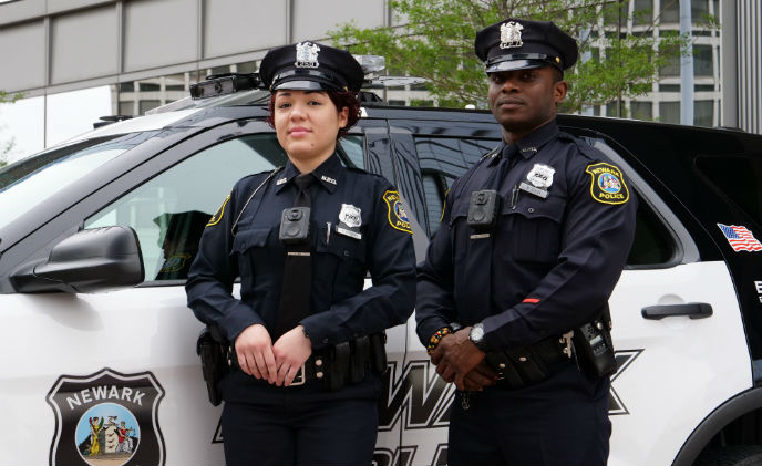 Panasonic donates to body-worn and dashboard camera pilot program in Newark