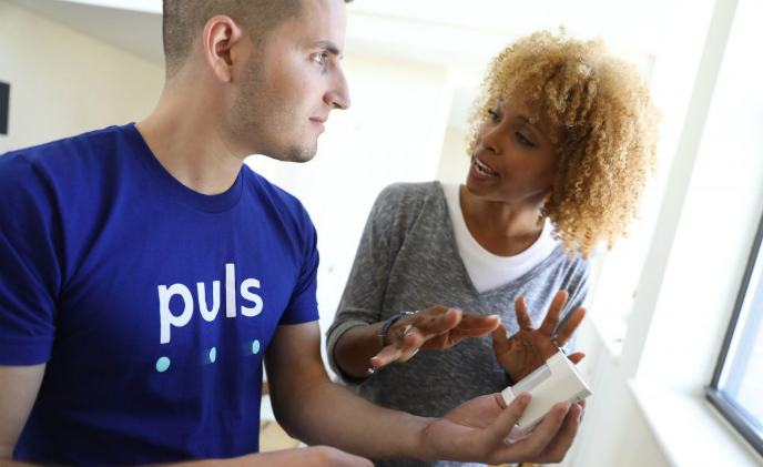 'We would like to enable the smart home industry to grow with our service:' Puls