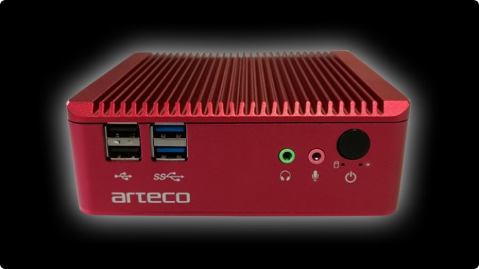 Arteco offers advanced recorder for small-to-medium enterprise field