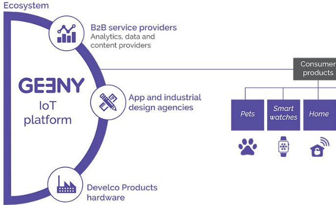Geeny and Develco Products launch IoT framework to facilitate smart solution deployment