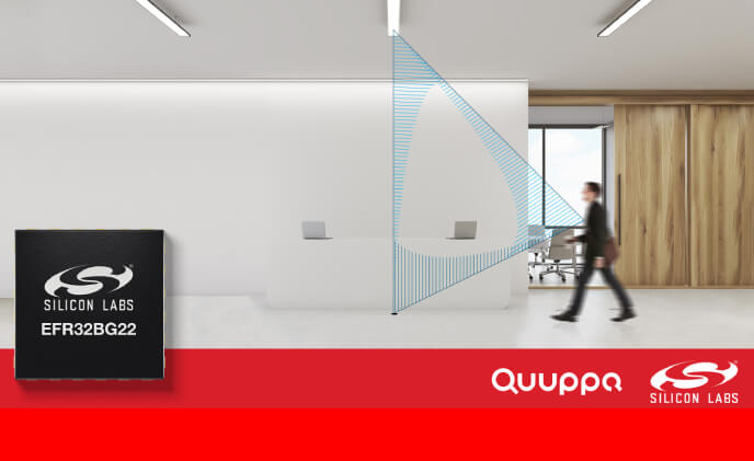 Silicon Labs and Quuppa team up to deliver Bluetooth location solution