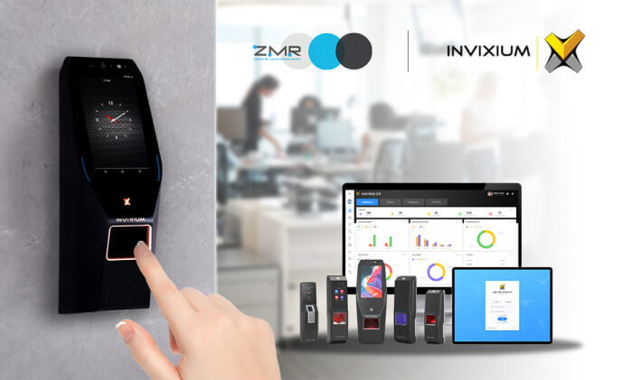 Invixium signs distribution agreement with ZMR in Saudi Arabia