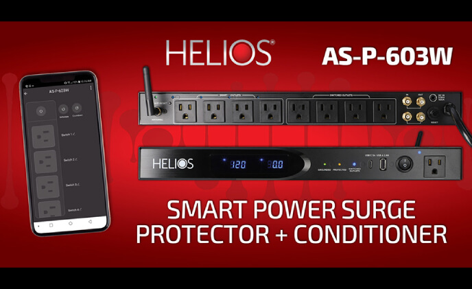 MHTG unveils new Smart Power Surge Protector and Conditioner