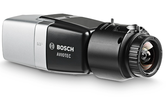 Bosch AVIOTEC fire & smoke detection camera is device number 5,000 supported by Milestone Systems