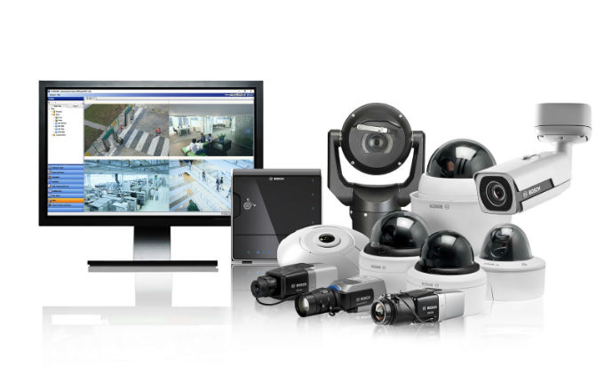 Bosch solutions integrate with software from Tyco Security Products
