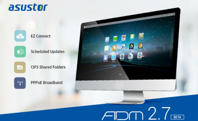 ASUSTOR launches ADM 2.7 Beta with four new innovations