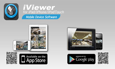 VIVOTEK  redesigned user interface, features of iViewer app for iOS