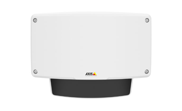 Axis introduces network radar technology for accurate area detection