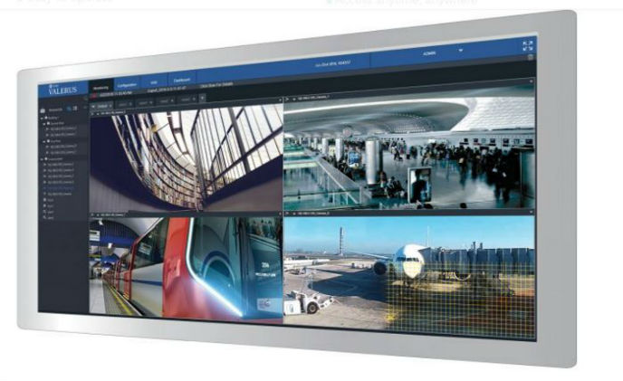 Vicon announces availability of Valerus video management software