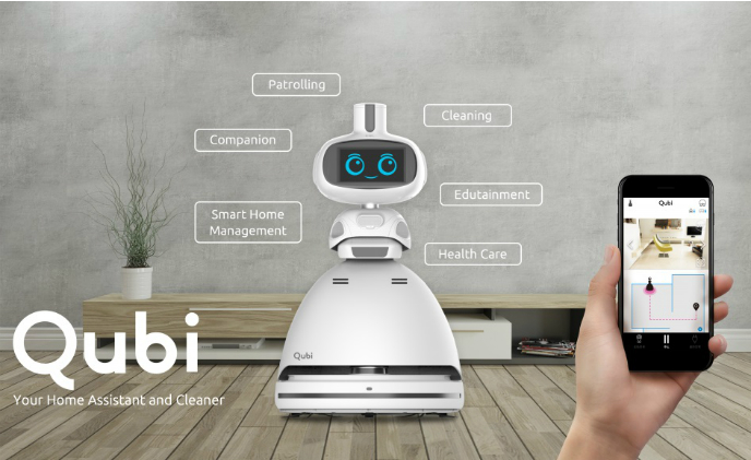 Robot Qubi aims to be the ultimate smart assistant at home