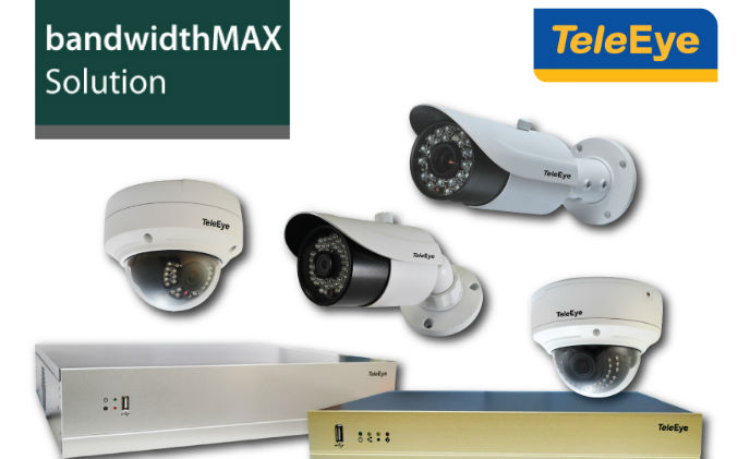 TeleEye releases bandwidthMAX Solution – enhancing bandwidth efficiency