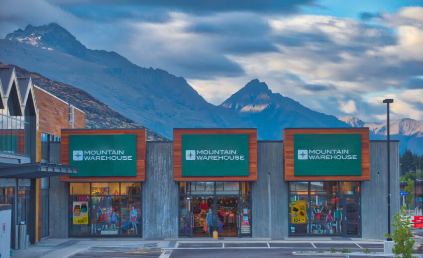 Mountain Warehouse selects Nedap for global RFID roll-out