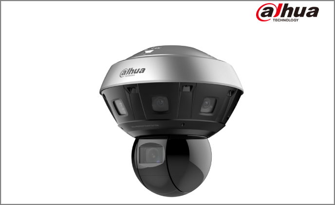Dahua Hubble panoramic network camera receives Golden Cauldron Award
