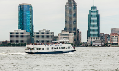 Interlogix, Fluidmesh and Pantascene Technologies protect NY Waterway ferries