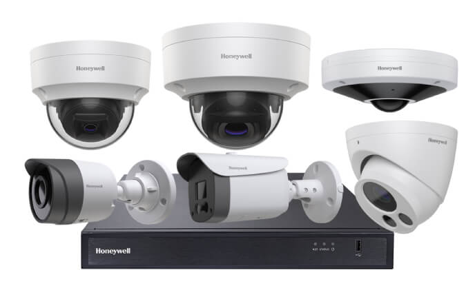 Honeywell launches new cameras to improve data and video protection