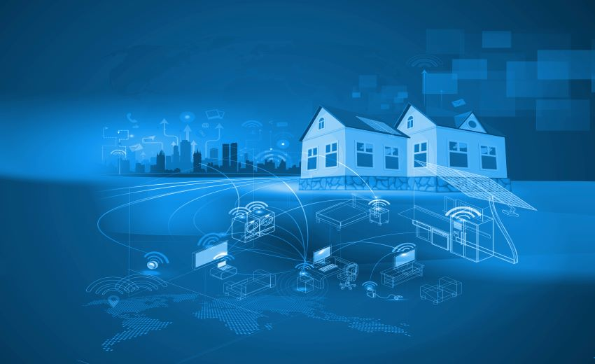 Home builders: Smart home technology as standard offering