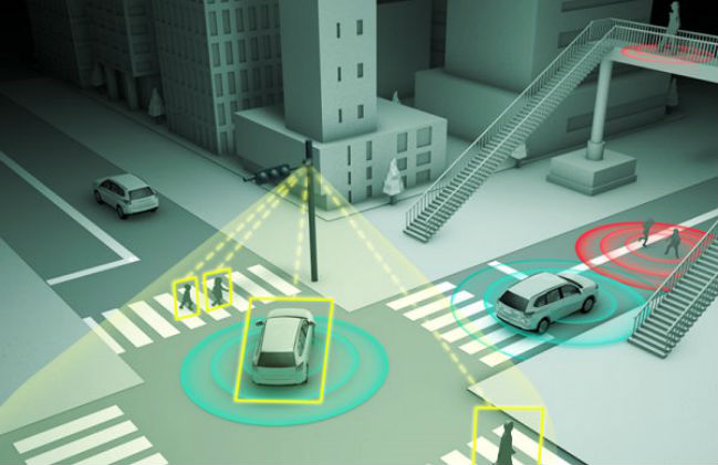 Intelligent transport systems: Panasonic's work