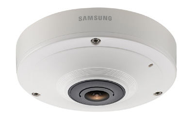 Samsung launches 360-degree 3MP fisheye camera SNF-7010