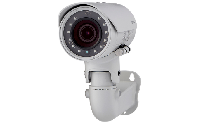 Toshiba's IK-WB82A sets higher standard for bullet-style IP video surveillance cameras