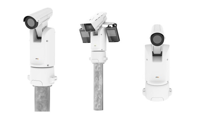 Axis launches new range of positioning cameras for wide area surveillance