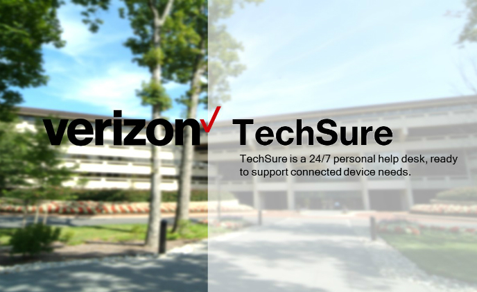 Verizon launches TechSure to help protect customers' digital homes